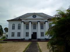 Neveh Shalom Synagogue Paramaribo