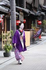 HappyGeisha (Ivonne G.) Tags: japan spring heart maiko geiko geisha macaque snowmonkey japaneselanterns