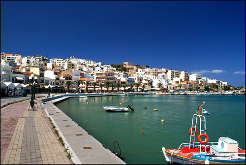 Sitia in Crete island, Greece!