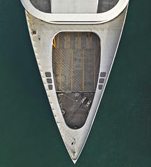 Condor Liberation (Ningaloo.) Tags: kite st ferry port harbour aerial peter kap condor liberation guernsey moored austal