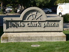 021-03 USA, Idaho, Lewist Clark Plaza Name Stone (Aristotle13) Tags: id idaho lewiston 2007 usavacation