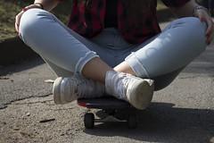 Skate (elena.bencini) Tags: girl fashion photography photo florence skating sunny skate skater approvato