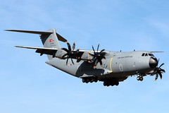 Mildenhall - Airbus A400M Atlas (Turkish Air Force) 14-0013 (jamfran) Tags: cargo airbus atlas grizzly airforce turkish raf a400 mildenhall