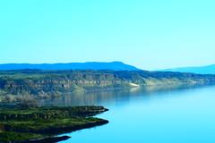 Columbia River at Vantage (fiddlefaddle_selene) Tags: nature water river landscape columbiariver gorge vantage centralwashington