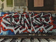 twit (always_exploring) Tags: portland graffiti twit upsk vrsk