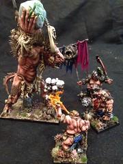 Cygor Ironblaster Orc Ogres Warhammer (14) (RJ_Payne) Tags: shop warhammer ogres gameswork warhammr