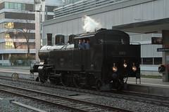 SBB  Dampflokomotive Eb 3/5 Nr. 5810 Habersack ( SLM Nr. 2211 - Baujahr 1911 - Heute VDBB Verein Dampfbahn Bern - Dampflok ) am Bahnhof Bern Bmpliz Nord bei Bern im Kanton Bern der SchweizSBB  Dampflokomotive Eb 3/5 Nr. 5810 Habersack ( SLM Nr. 2211 - Ba (chrchr_75) Tags: chriguhurnibluemailch christoph hurni schweiz suisse switzerland svizzera suissa swiss chrchr chrchr75 chrigu chriguhurni april 2015 albumzzz201504april albumbahnenderschweiz albumbahnenderschweiz201516 schweizer bahnen eisenbahn bahn train treno zug dampflokomotive dampfmaschine dampflok locomotora vapor  vapeur steam vapore  stoomlocomotief albumdampflokomotiveninderschweiz juna zoug trainen tog tren  lokomotive lok lokomotiv locomotief locomotiva locomotive railway rautatie chemin de fer ferrovia  spoorweg  centralstation ferroviaria albumbahndampfbahnberndbb dampfbahn bern dbb verein vdbb