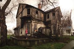 Upton, Kentucky (deatonstreet) Tags: house abandoned kentucky panoramic historic upton iphone