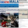 AUG 1, 2013: Nations hockey great Chua Boon Huats demise