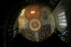 look at all the little people (HoosierSands) Tags: stpaulscathedral peephole cityoflondon churchofengland