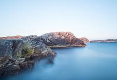 Seascape from Norway (Morten Heiselberg) Tags: ocean longexposure sea seascape water norway coast nikond800 leebigstopper