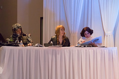 nwi comic con. february 2016 (timp37) Tags: comic cosplay contest indiana judge february con judges 2016 nwi