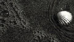 Bubbles summer. (PhotoMont) Tags: blancoynegro blackwhite flickr ngc flickrcentral minimalism blackwhitedigital flickrnature flickrenespaol pointofwiew fvac iloveblackwhite minimalnature aminimalrequirement tumundoenblancoynegro
