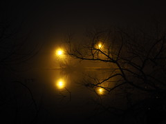 PC252215 (robotbrainz) Tags: fog night pennsylvania foggy pa lehighvalley greenpond bychristine bethlehemtownship olympusomdem10