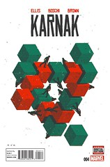 Preview: Karnak #4 (All-Comic.com) Tags: comics marvel karnak warrenellis previews davidaja allcomicpreviews allcomic gerardozaffino