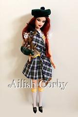 outfit scotland FA (AilishCorby) Tags: world del scotland dolls barbie escocia vendo mundo mattel muecas