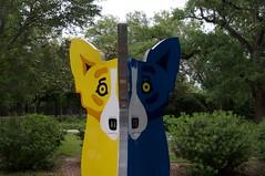 Countable or Corgiable? (jasonlttl) Tags: nola sculpturegarden