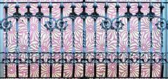 Barcelona - Rbla. de Prat 027 f (Arnim Schulz) Tags: barcelona espaa art texture textura architecture fence liberty spain arquitectura iron arte kunst catalonia artnouveau castiron gaud architektur catalunya deco espagne muster modernismo forged catalua spanien modernisme fer jugendstil wrought ferro eisen deko hierro dekoration decoracin espanya katalonien stilefloreale textur belleepoque baukunst gusseisen schmiedeeisen ferronnerie forjado forg ferdefonte