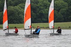 2463 (JamesOakley123) Tags: blue orange water sport sailing pro rs tera