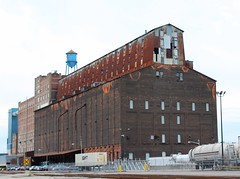 Mill (jmaxtours) Tags: usa mill industry buffalo industrial watertower buffalony westernnewyork buffalonewyork