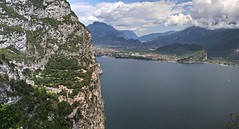 (omarpappi) Tags: lake photography panoramica passion trentino lagodigarda rivadelgarda