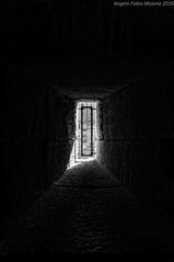 Fessura (Abdujaparov) Tags: bw italy blackwhite europa europe italia tomb indoor bn bianconero tomba interno ravenna emiliaromagna romagna mausoleo 2016 feritoia fessura mausoleoditeodorico