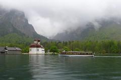 Knigssee, Germany, May, 1, 2016.  (yhshangkuan) Tags: mountain lake water germany 1 may 2016 knigssee  2016