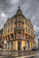 Casa Poynar, Oradea (tonemapped hdr) (goon_1234) Tags: secession oradea tonemapped casapoynar
