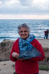 My ma (Shaloot) Tags: ocean sunset sunsetcliffs sandiegoca pentaxk30