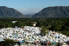The Cemetery With A view (Alan1954) Tags: holiday mountains asia philippines luzon 2015