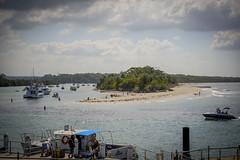 Huskisson Streetscapes (Visit Shoalhaven) Tags: holiday creek coast boat south activity huskisson shoalhaven unspoilt myola