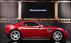 Alfa 8C, 2007.