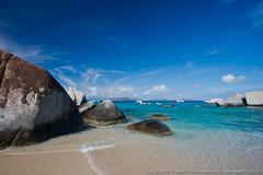 The Baths (3scapePhotos) Tags: travel sea vacation beach sailboat island islands bay boat sailing virgin baths beaches tropical british gorda caribbean tropics bvi britishvirginislands virgingorda
