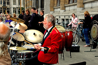 Peter Stoner on Kit Percussion