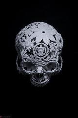IMG_4966 (m.acqualeni) Tags: sculpture metal dark de dead death skull noir mort gothic goth manuel morbid alain gothique mtal fond tete tte morbide belino acqualeni