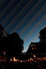 202/366 - Long long day... (Sinuh Bravo Photography) Tags: canon eos7d potd2016 ayearinphotos sky gimp manipulation street charlottenburg berlin