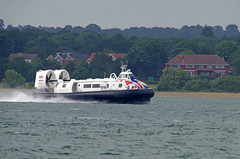 GH-2160 Solent Flyer (David Blandford photography) Tags: flyer hampshire solent calshot southamptonwater calshotbeach gh2160