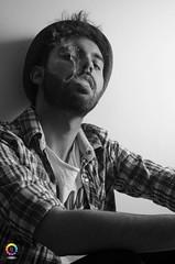 Mathew (lizzie.juri) Tags: hotguy hat fume cigarrete smoke sexy