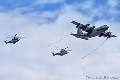 Bastille Day - July 14th (Timothe Savour) Tags: us usaf united states air force c130 c130j hercules french arme de lair caracal mc130j