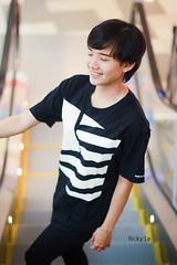 Ha-My (2) (RicKy Le^) Tags: sunshine girl hangout cute saigon vietnam smile teen