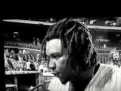 Maikel Franco hero in tonights game..3rd baseman for the Phillies..Love his rasta look!! (Rebeccalovesbirds) Tags: franco maikel phillies baseball gamewinninghit