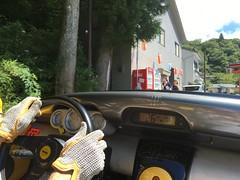 IMG_3272 (macco) Tags: iphone 6s inside renault sport spider     hakone    shrine