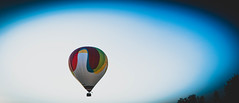Lift Off (jayteacat) Tags: off ascend ballooning hotairballoon spain catalunya panasoniclumixdmclx100