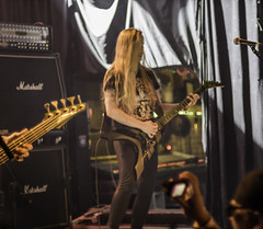 Nervosa live 8-19-2016pic11 (Artemortifica) Tags: brazil chicago mosh nervosa reggies reign suspended wrath brutal concert deathmetal event live metal music performance pit stage thrashmetal il