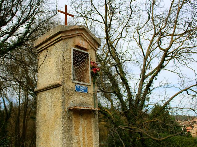 L'oratoire Saint Roch
