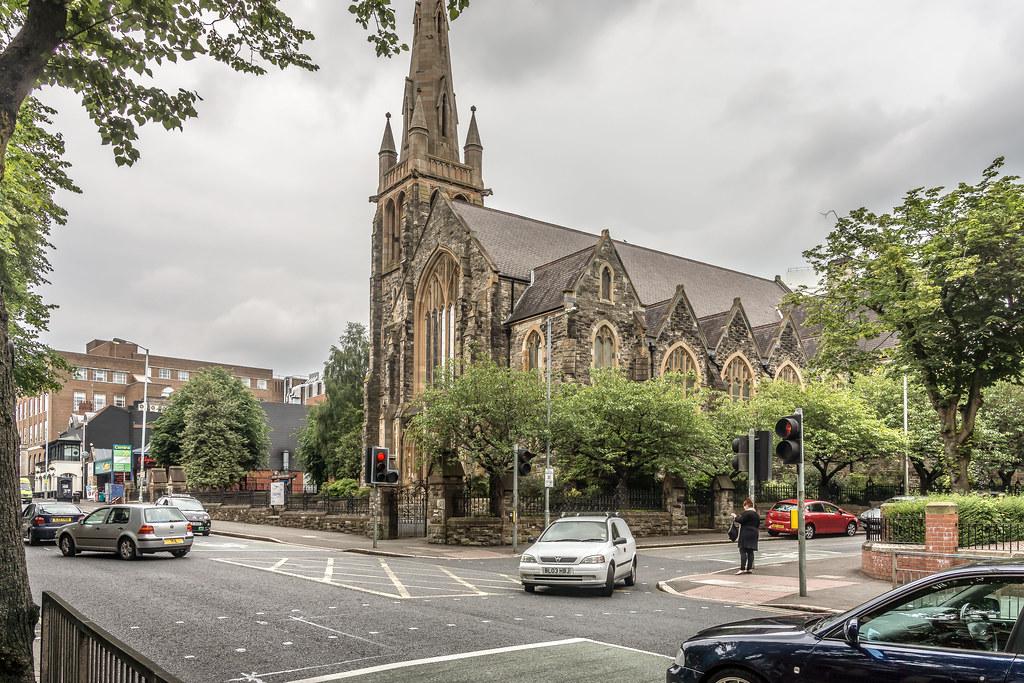 Fisherwick Presbyterian Church In Belfast REF-102874
