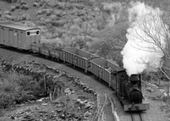 WHR 30600bwcr (kgvuk) Tags: fiji trains locomotive railways steamtrain 060 steamlocomotive rhydddu welshhighlandrailway narrowgaugerailway whr hudswellclarke ffriddisaf statfoldbarnrailway11