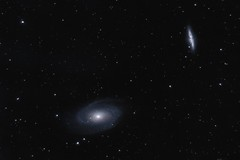 M81 and M88 (Laura Ngo) Tags: galaxy m82 m81 bodes pixinsight astrometrydotnet:status=solved astro:subject=m81 astro:gmt=20150317t2130 astrometrydotnet:id=nova1080095