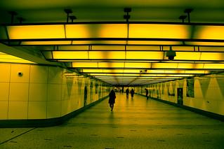 Brussels - Central Station