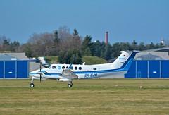 Erwin Junker Beech 200GT/250 OK-EJM (https://www.youtube.com/user/chladek22/videos) Tags: airplane airport aircraft off take mm 300 beech junker pardubice